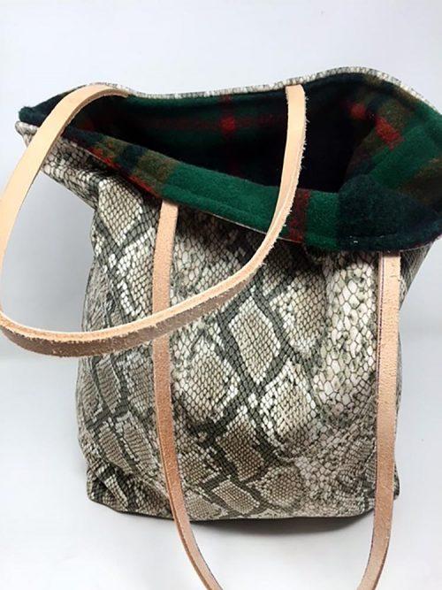 Escoces Verde Serpiente